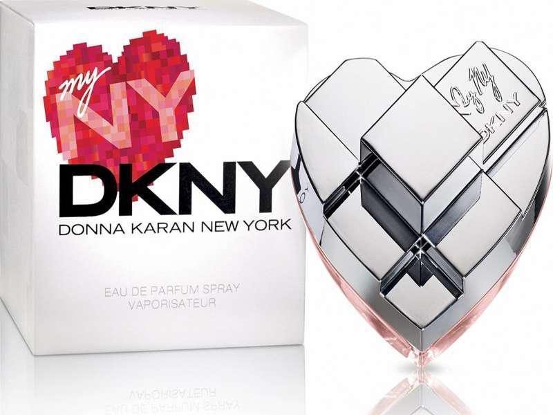 Парфюмированная вода женская DKNY My NY 100ml (копия) - Женская парфюмерия