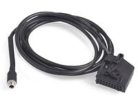 AUX Кабель-адаптер 18pin 3,5 мм женские разъем для VW Passat Touareg Golf V для AUDI MFD2 RNS2