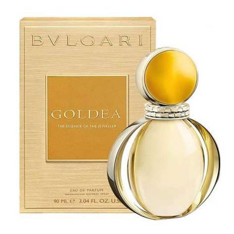 Парфюмированная вода женская Bvlgari Goldea 90ml (копия) - Женская парфюмерия, фото 2