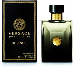 Туалетная вода мужская Versace pour Homme Oud Noir 100ml (копия) - Мужская парфюмерия