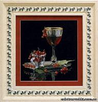 Набор для вышивания в смешанной технике Чарівна Мить А169 Смородиновый сок