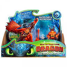 Как приручить дракона 3: Кривоклык и всадник Сморкала / How to Train Your Dragon: Snotlout & Hookfang