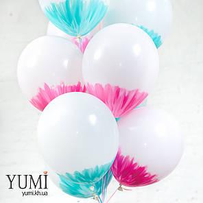 Фонтан из гелиевых шариков для ребенка, фото 2