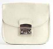 Суперстильная модная женская небольшая кожаная сумочка с возможностью менять клапаны Galanty art. 3180
