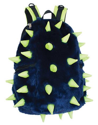 Рюкзак MadPax Moppets Full BEASTLY BLUE  (M/FUR/BLU/FULL), фото 2
