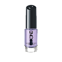 Закрепляющее покрытие с неоновым эффектом, которое придает ногтям глянцевый блеск и светится под ультрафиолето