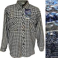 Рубашка мужская ( р-ры XL - 5XL )