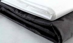 Сферы использованием черного и белого агроволокна