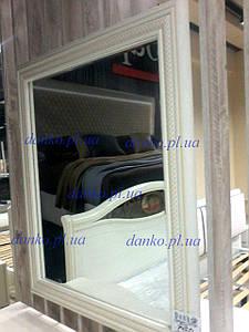 Настенное зеркало Siena Avorio белое от Camelgroup