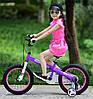 """Велосипед RoyalBaby Honey 14\"""", фиолетовый, фото 3"""