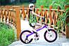 """Велосипед RoyalBaby Honey 14\"""", фиолетовый, фото 4"""