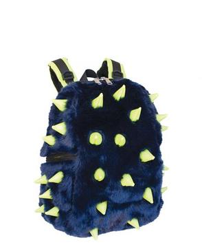 Рюкзак MadPax Moppets Half BEASTLY BLUE (M/FUR/BLU/HALF), фото 2