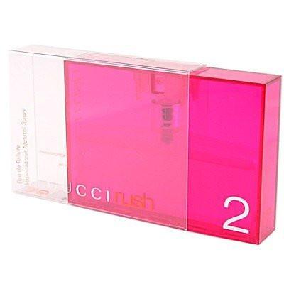 Туалетная вода женская Gucci Rush 2 75ml (копия) - Женская парфюмерия
