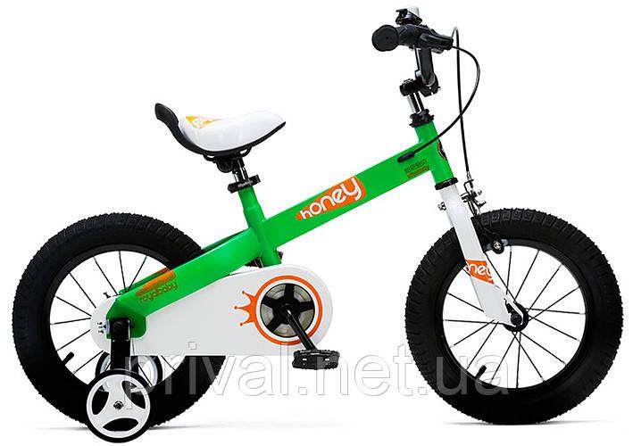 "Велосипед RoyalBaby Honey 18\"", зелёный"