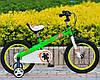 """Велосипед RoyalBaby Honey 18\"""", зелёный, фото 10"""