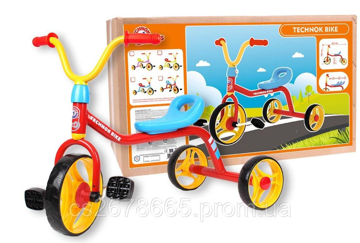 Трехколесный велосипед 4746 «Байк Технок»