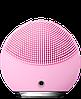 Электрическая щетка   массажер для очистки кожи лица Foreo LUNA Mini 2, Светло - розовый, фото 3