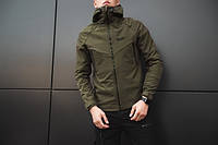 Мужская куртка Pobedov -  Soft Shell Jacket (Khaki)