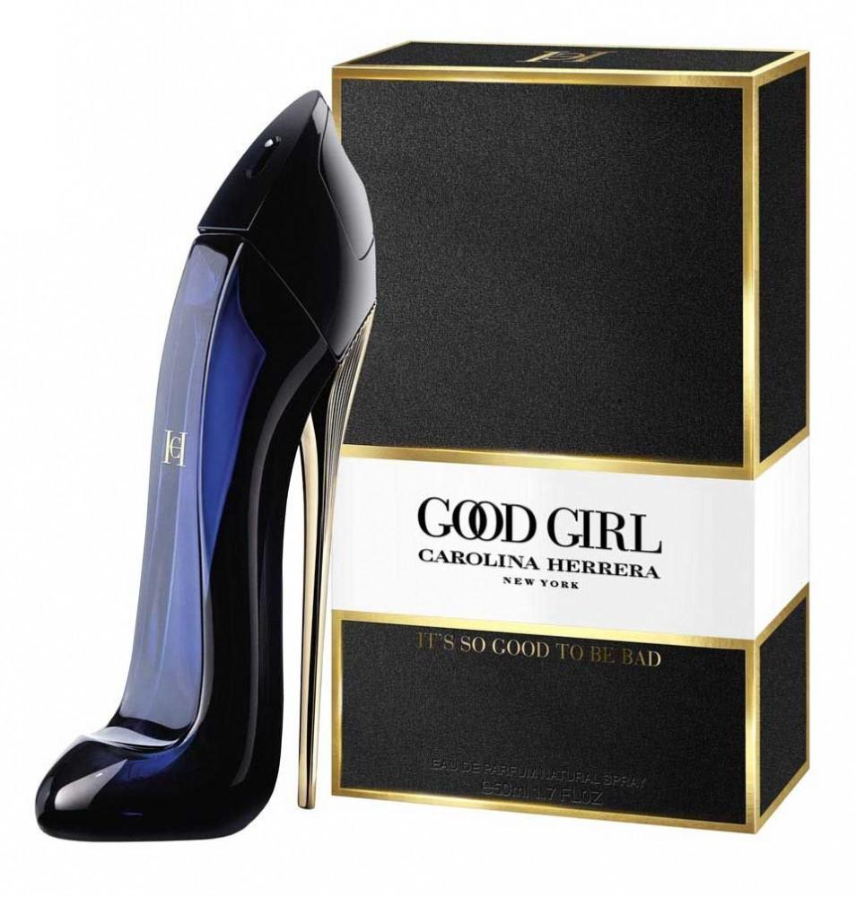 Парфюмированная вода женская Carolina Herrera Good Girl 80ml (копия) - Женская парфюмерия
