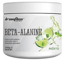 Бета-аланин IronFlex - Beta-Alanine (200 грамм) mojito/мохито