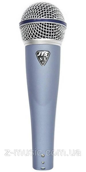 Микрофон динамический JTS NX-8