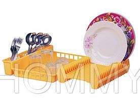 Сушка для посуды одноярусная Orange