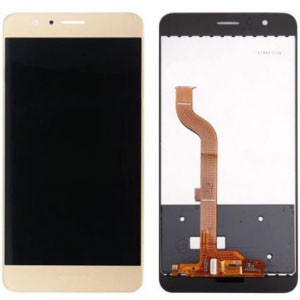 Дисплей с тачскрином Huawei Honor 8 (FRD-L09, FRD-L19) золотистый