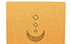 Коврик для йоги пробковый, каучуковый, двухслойный  Record, фото 7