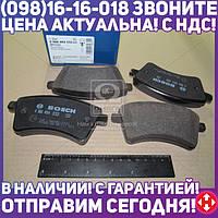 ⭐⭐⭐⭐⭐ Компл накл для пер диск торм (производство  Bosch) РЕНО,КЕНГУ, 0 986 494 332