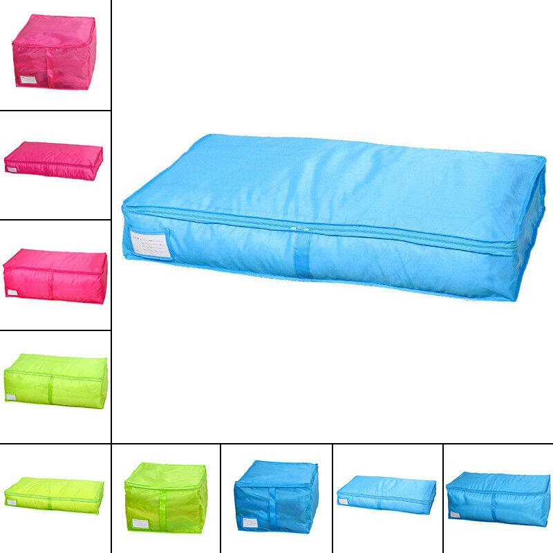 Сумка для одеял нейлоновая Genner Home размер М бирюзовая 01100/02