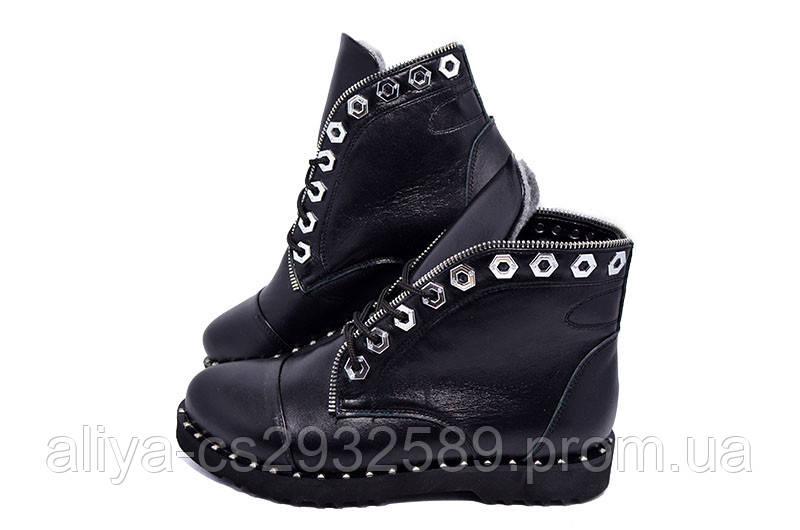 Ботинки женские Arcoboletto NK 419 Black