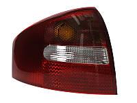 Audi A6 2001-2005 Задние (левый) фонари фары задние для AUDI Ауди A6 2001-2005 (красно-бел.)