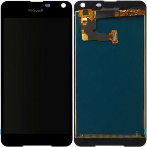 Дисплей с тачскрином Nokia 650 Lumia Dual Sim черный