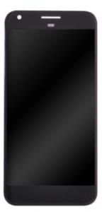 Дисплей с тачскрином HTC S1 Google Pixel черный