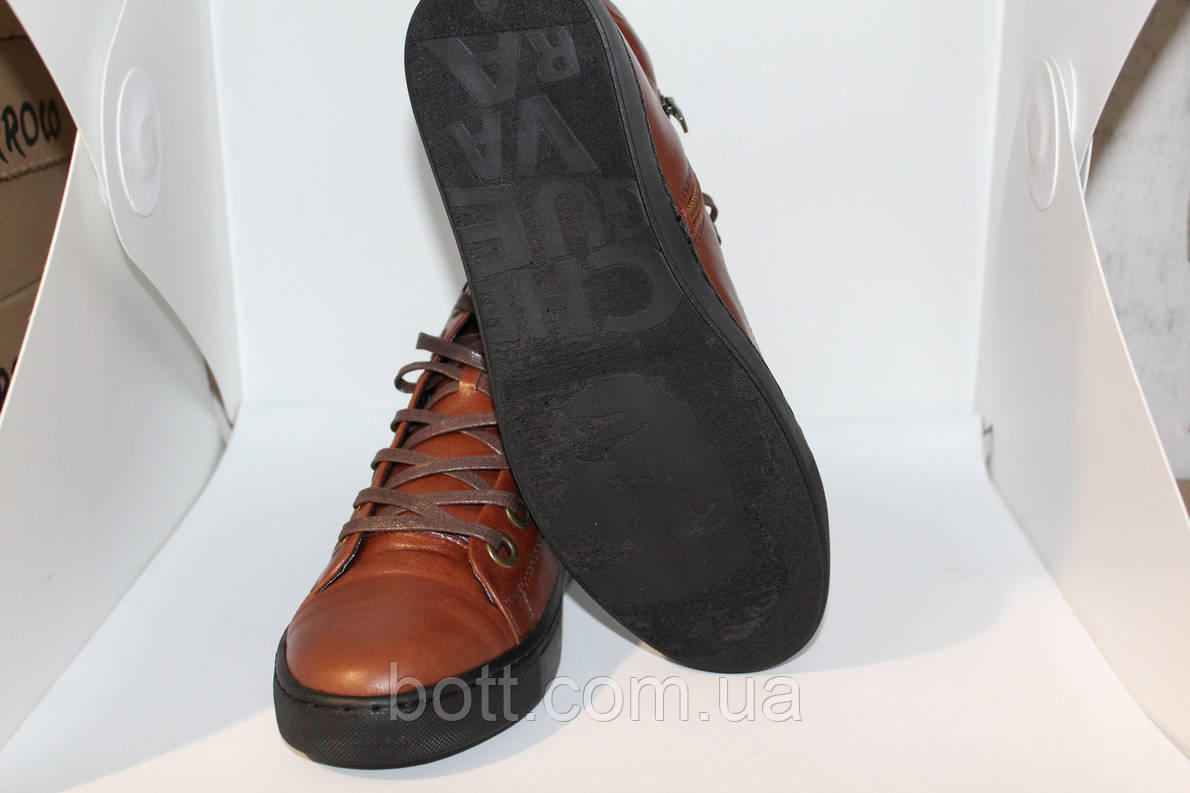 Converse кеды мужские коричневые, фото 2