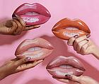 Подарочный набор Губы HUDA BEATY + Набор для макияжа глаз 2 в 1 (Подарунковий набір для жінок), фото 4
