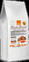 Сухой корм Home Food для взрослых собак крупных пород с индейкой и лососем 10кг
