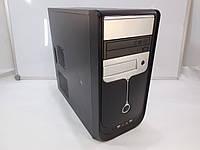 Системный блок, компьютер, Intel Core i3 2120, 4 ядра по 3,2 ГГц, 4 Гб ОЗУ DDR-3, HDD 500 Гб, видео 2 Гб