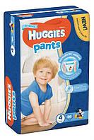 Хагіс Pants підгузники-труси дитячі 4/36шт Хлопчики (9-14кг.)
