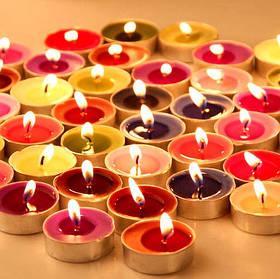 Ароматические свечи таблетки