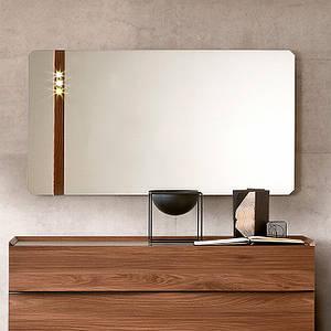 Зеркало c LED подсветкой Akademy Modum от Camelgroup