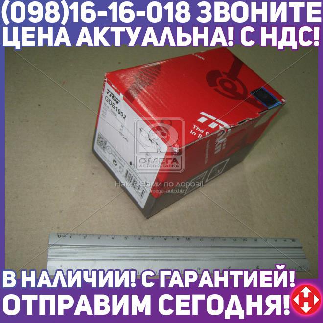 ⭐⭐⭐⭐⭐ Колодки тормозные (производство  TRW) АУДИ,ПОРШЕ,A4,A5,A6,A7,МAКAН, GDB1902