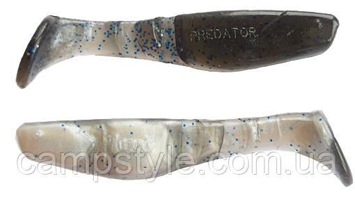 Виброхвост Mann's Predator 2.5 M-056 LA-GRPL