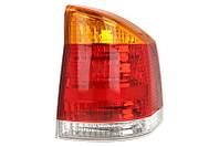 Opel Vectra C 2002-2008 Задние (правый) фонари фары задние для OPEL Опель Vectra C 2002-2008 оранж.-красный