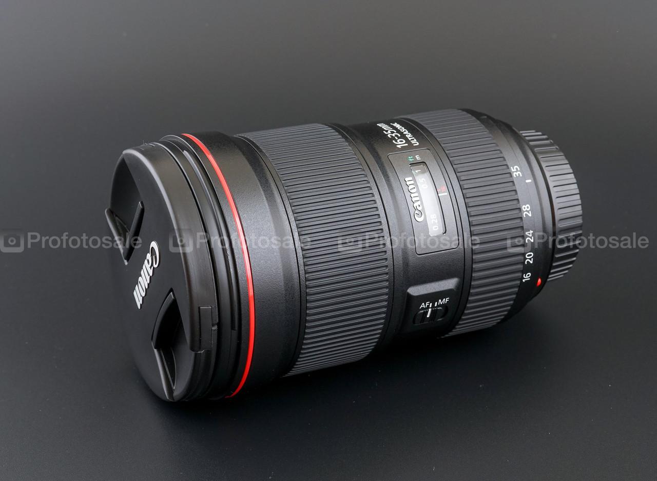 Canon EF 16-35 f/2.8 L III