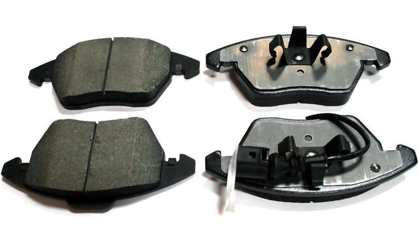 Колодки тормозные передние керамика Posi-Quiet  105.11070 для Volkswagen Passat B7
