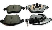 Колодки тормозные передние керамика Posi-Quiet  105.11070 для Volkswagen Passat B7, фото 1