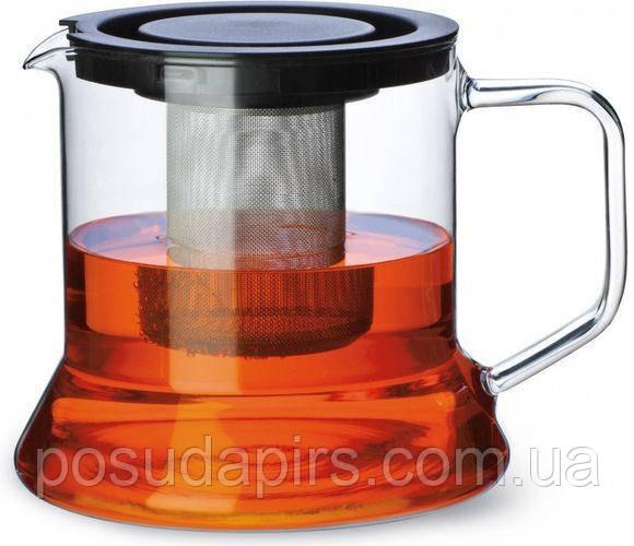 Чайник стеклянный Simax Exclusive Look 1800 мл 3270/МЕТ