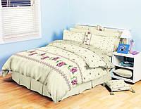 Ткань для пошива постельного белья бязь Голд сублимация 12