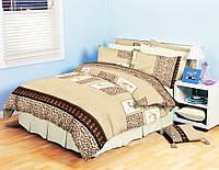 Ткань для пошива постельного белья бязь Голд сублимация 14